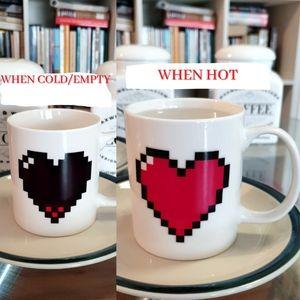 250-300ml Color Changing Heat Ceramic Mug